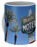 Beckley's Motel Cathedral City Coffee Mug by Jim Zahniser