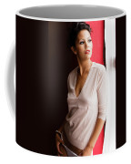 Becky By The Window Coffee Mug
