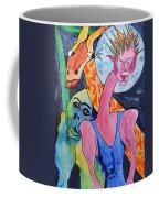 Becoming My Self Coffee Mug
