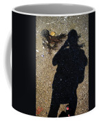 Becoming One With The Beach Stones Coffee Mug
