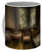 Bed For Two Coffee Mug
