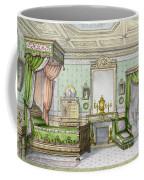 Bedroom In The Renaissance Style Coffee Mug