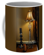 Bedroom Lamp Coffee Mug