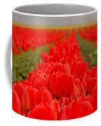 Beds Of Red Coffee Mug