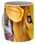 Bee Bullseye Coffee Mug
