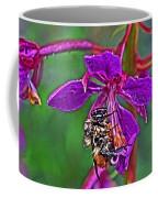 Bee In Hdr Coffee Mug