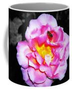 Bee Landing Coffee Mug