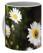 Bee On A Daisy 2 Coffee Mug