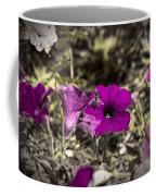 Bee To A Flower Coffee Mug