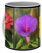 Bee Triptych Coffee Mug