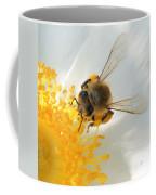 Bee-u-tiful Squared Coffee Mug