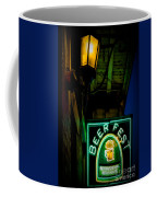 Beer Fest And Lamp Coffee Mug