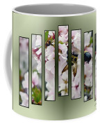 Bees And Blossoms Coffee Mug