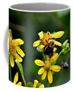 Bees At Work Coffee Mug