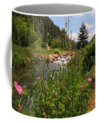 Bees Eye View Coffee Mug