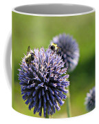 Bees On Globes Coffee Mug