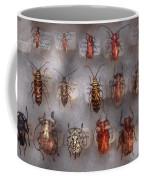 Beetles - The Usual Suspects  Coffee Mug by Mike Savad