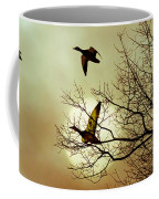 Before A Winter Sky Coffee Mug