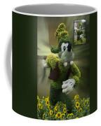 Before And After Sample Art 26 Goofy Coffee Mug