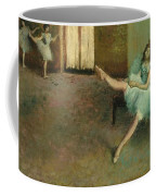 Before The Ballet Coffee Mug