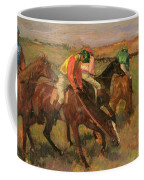 Before The Races Coffee Mug