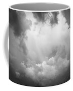 Before The Storm Clouds Stratocumulus Bw 7 Coffee Mug