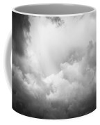 Before The Storm Clouds Stratocumulus Bw 8 Coffee Mug