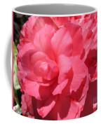 Begonia Named Non-stop Pink Coffee Mug