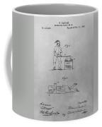 Beheading Block And Axe Coffee Mug