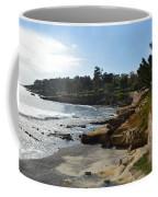 Behind The 18th At Pebble Beach Coffee Mug