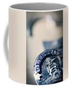 Behind The Badge Coffee Mug