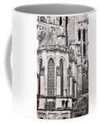 Behind The Cathedral Coffee Mug