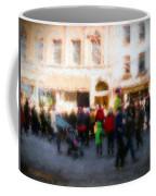 Behind The Crowd Coffee Mug
