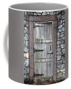 Behind The Door Coffee Mug