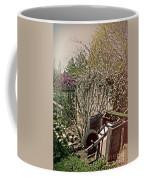 Behind The Garden Coffee Mug