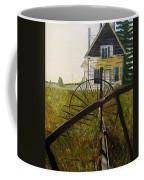 Behind The Old Church Coffee Mug