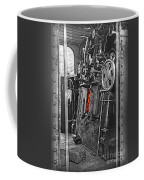 Behind The Scenes - Mono Coffee Mug