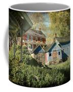 Behind The Smokehouse Coffee Mug