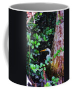 Behind The Tree Coffee Mug