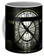 Behind Time Coffee Mug