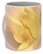 Beige Lily  Coffee Mug