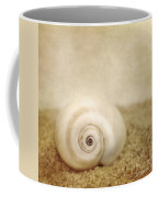 Beige Coffee Mug