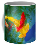 Being Koi Too Coffee Mug