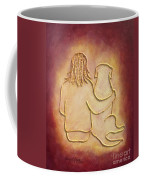 Being There 3 - Dog And Friend Coffee Mug