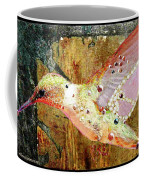 Bejeweled Hummingbird Coffee Mug