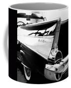 Bel Air Bw Palm Springs Coffee Mug by William Dey
