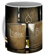 Believe In Love - Photography By William Patrick And Sharon Cummings Coffee Mug