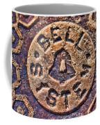 Bell Medallion Coffee Mug