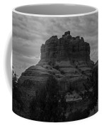 Bell Rock In Black White Coffee Mug