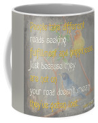 Bella Bird 1 Coffee Mug